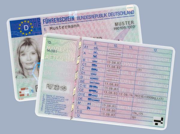 Namensänderung Führerschein